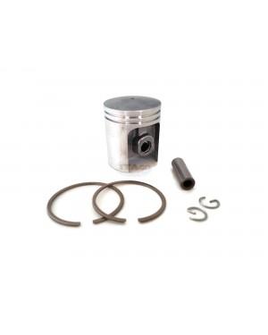 Piston Assy Kit 1110-030-2002 for STIHL Chainsaw 041 Ring Set, Pin, Clip 041 FB G AV bore 44MM Motor Engine