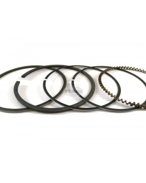 Replacement for Honda GX160 5.5HP GX200 6.5hp Piston Ring set standard of rings for 5.5HP Motor Engine 68MM