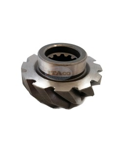 Boat Motor Pinion Gear 57311-93910 57311-90L00 For Suzuki Outboard DT15 DT9.9 DF 15HP 9.9HP 12T 2/4 stroke Engine