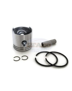 Piston Kit Ring Set 369-00001-0 For Tohatsu Nissan Outboard 5HP 4HP M NS 5 4 2T
