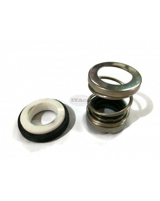 """Mechanical Water Pump Seal WIN 19MM Blower Diving Circulating 3/4"""" 0.75 inch Rotary Ring Plastic Carbon SiC TC Spring Stationary Ring Cermaic Seal CMS Engine"""